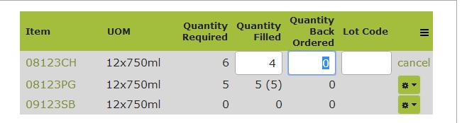 Sales-Order-ItemLine