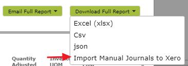 ImportManualJournalstoXero