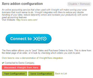 XeroTestConfiguration