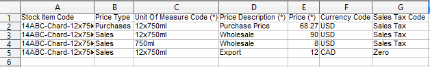 PricesSpreadsheet