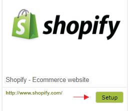 ShopifySetup